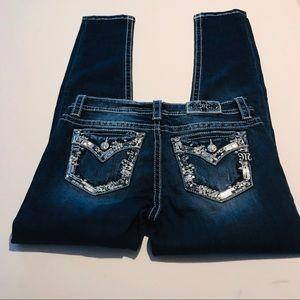 Miss Me Skinny Jeans Size 30 NWT